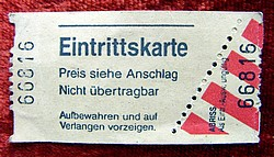 Tickets beim SV Warnemünde e.V. Handball
